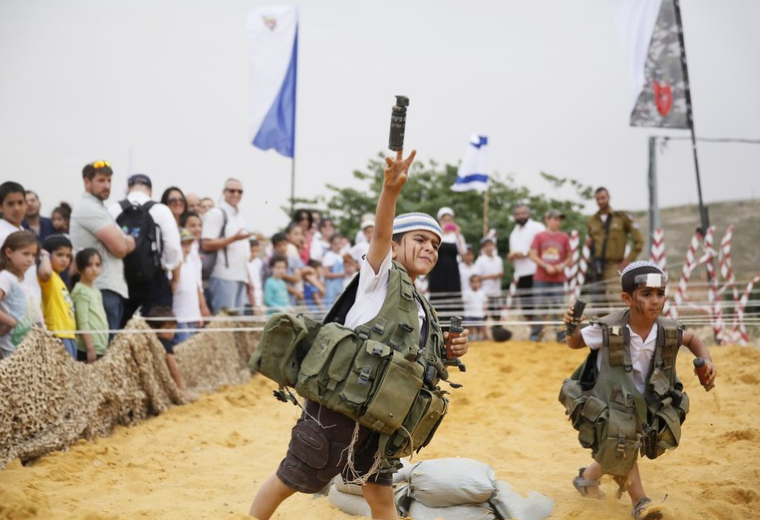 How Israel teaches its children to hate