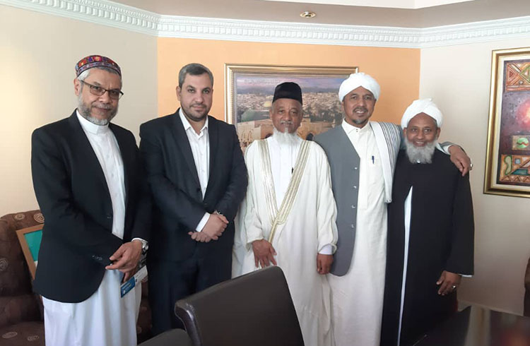 Al-Quds Foundation Malaysia concludes an educational visit in South Africa