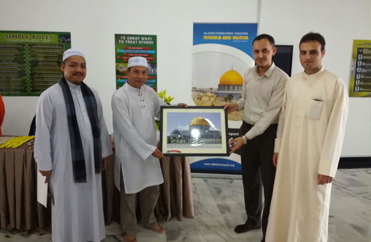 Al-Quds Day at Insaniah University - Kedah