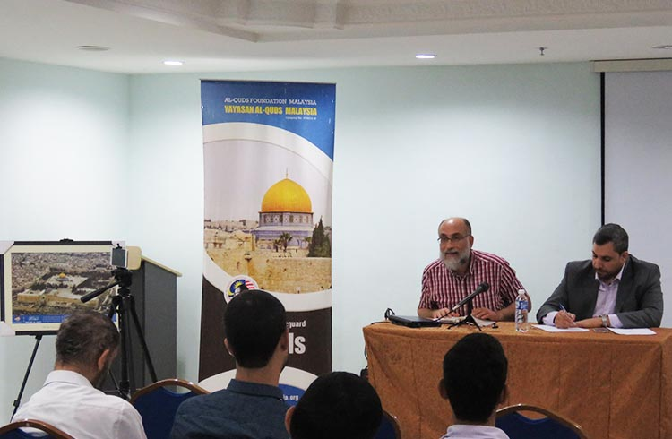 Wounds of the nation and its relationship to Al-Quds and Al-Aqsa cause