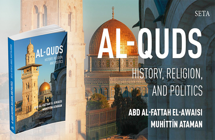 QFM Contributes to Authoring  New Book about al-Quds